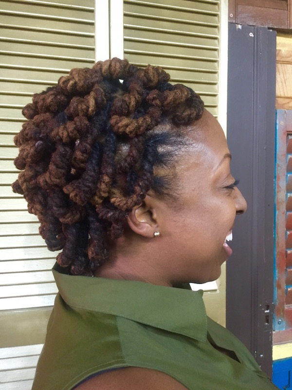 Pipe Cleaner Curls on Locs  sc 1 st  NuGrowth Salon & PORTFOLIO u2013 NuGrowth Salon