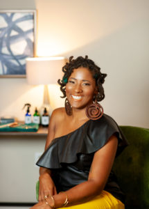 Jocelyn Reneé NuGrowth Salon Owner